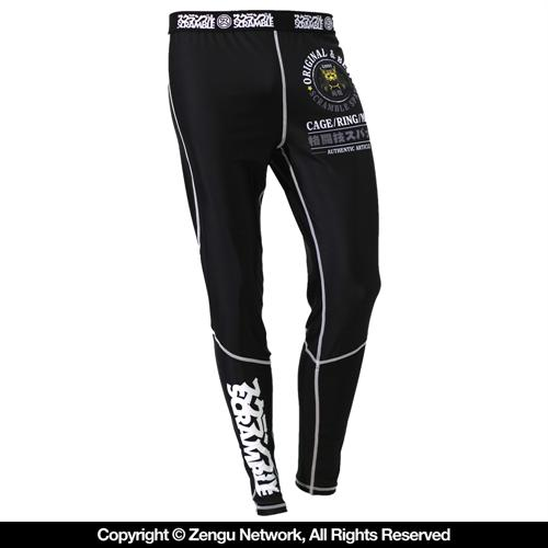 Scramble Scramble Black Spats
